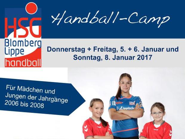 HSG Handballcamp 2017