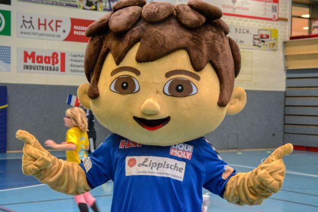 Mini Handball EM bei der HSG Blomberg Lippe